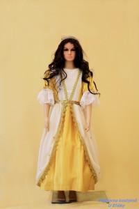 zlatá princezna