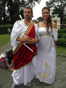 Zeus a Héra