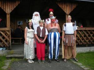 asterix a obelix skupinka