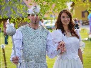 měsíčník princ a princezna
