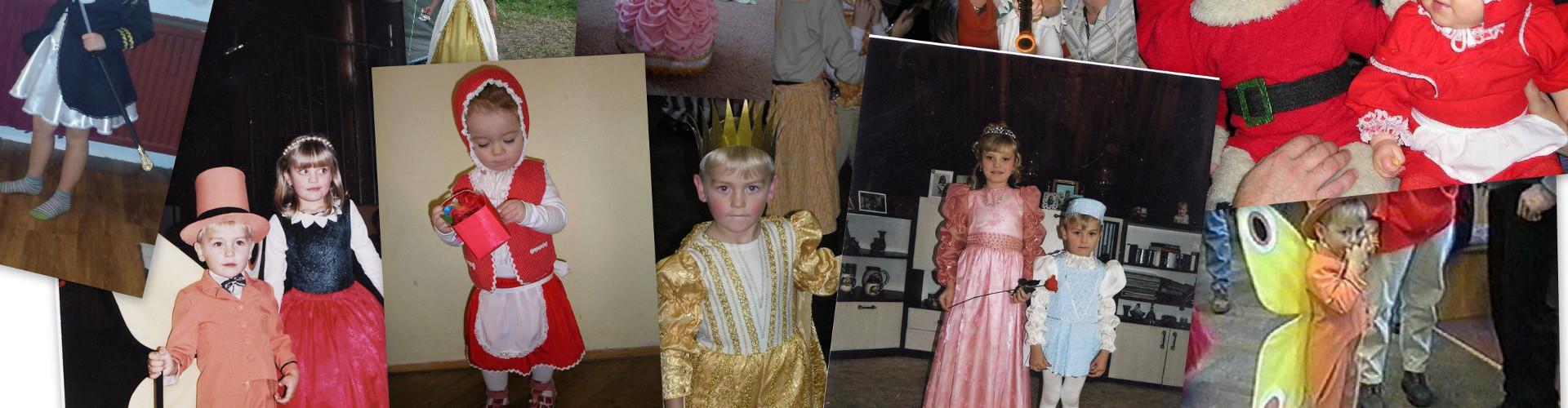 Karnevalové kostýmy u Elišky 9d39b5056d