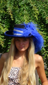 mušketýrský klobouk
