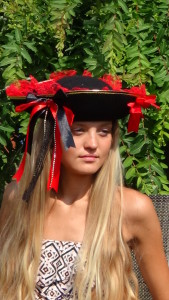 pirátský klobouček