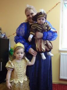 Večernice,zlatá princezna a malý princ