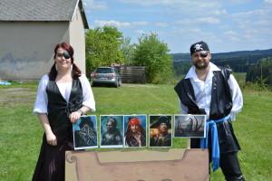 Pirát a Pirátka