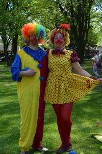 Klaun a paní Klaunová